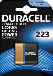 Duracell Bateria Ultra Photo CR-P2 1szt.