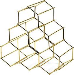 Affek Design CEDRIC GOLD Stojak na wino