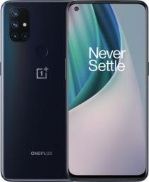 Smartfon OnePlus Nord N10 5G 128 GB Dual SIM Czarny  (Nord N10 5G Midnight Ice)