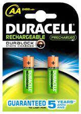 Duracell Akumulator AA / R6 2400mAh 2szt.