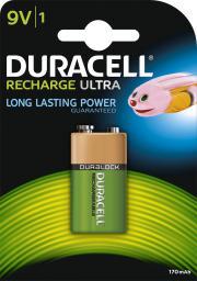 Duracell Akumulator   E-Block, 9V  (5000394056008)