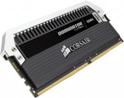 Pamięć Corsair Dominator Platinum, DDR4, 16 GB,2666MHz, CL15 (CMD16GX4M2A2666C15)