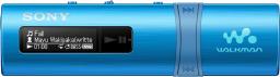 Odtwarzacz MP3 Sony NWZ-B183, niebieski (NWZB183L.CEW)