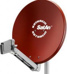 Antena satelitarna Kathrein CAS 90 czerwona
