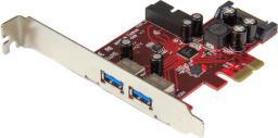 Kontroler StarTech (PEXUSB3S2EI)