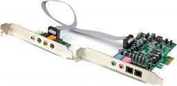Karta dźwiękowa StarTech 7.1 CHANNEL PCIE (PEXSOUND7CH)