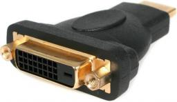 Adapter AV StarTech HDMI na DVI-D Czarny (HDMIDVIMF)