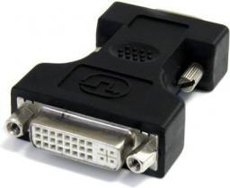Adapter AV StarTech DVI na VGA Czarny (DVIVGAFMBK)