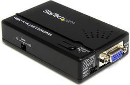 Adapter AV StarTech Composite S-VIDEO do  VGA (VID2VGATV2)
