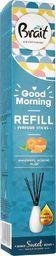 Brait Brait Home Sweet Home Patyczki odświeżające Good Morning - Mandarynka 75ml - zapas