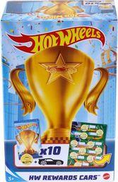 Hot Wheels Samochodziki nagrody zestaw motywujący (GWN97)