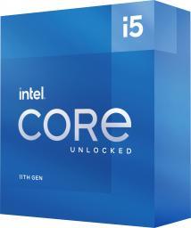 Procesor Intel Core i5-11600K, 3.9GHz, 12 MB, BOX (BX8070811600K)