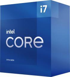 Procesor Intel Core i7-11700, 2.5GHz, 16 MB, BOX (BX8070811700)