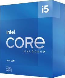 Procesor Intel Core i5-11600KF, 3.9GHz, 12 MB, BOX (BX8070811600KF)
