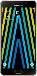 Smartfon Samsung Galaxy A5 2016 16 GB Złoty  (SM-A510FZDAXEO)