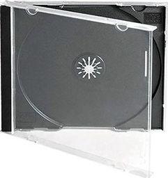 Omega Pudełko Jewel Case, Czarne (56928)