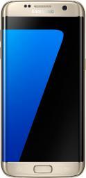 Smartfon Samsung Galaxy S7 Edge 32 GB Złoty  (SM-G935FZDAXEO)
