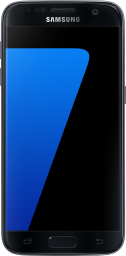 Smartfon Samsung Galaxy S7 32 GB Czarny  (SM-G930FZKAXEO)