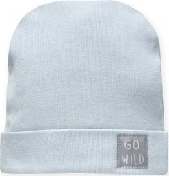 PINOKIO czapka Wild Animals nieb. 56