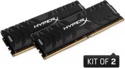 Pamięć HyperX Predator, DDR4, 8 GB,3000MHz, CL15 (HX430C15PB3K2/8)