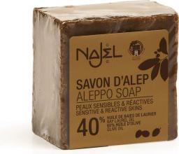 Najel Mydło Aleppo Premium z olejem laurowym 40% Najel