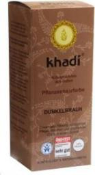 Khadi Henna Khadi ciemny brąz 100g