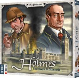 Rebel Holmes: Sherlock & Mycroft