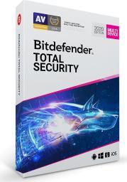 Bitdefender Total Security 2020 (BDMD-N-2Y-5D)