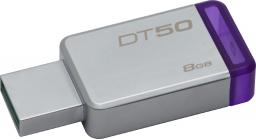 Pendrive Kingston DT50 8GB (DT50/8GB)