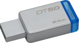 Pendrive Kingston DT50 64GB (DT50/64GB)