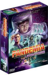 Lacerta Gra planszowa Pandemia: Laboratorium