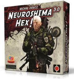 Portal Games Neuroshima HEX 3.0