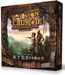 Portal Games Gra planszowa Robinson Crusoe: Przygoda na przeklętej wyspie Edycja Gra Roku