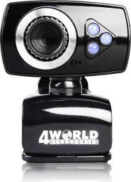 Kamera internetowa 4World 10133