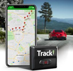 Moduł GPS Trackimo Lokalizator GPS Tracki 3G. Globalny zasięg. Do samochodu, motocykla, dla dziecka, seniora, psa.