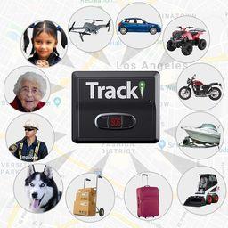 Moduł GPS Trackimo Tracki 3G. Lokalizator GPS z kartą SIM. Globalny zasięg bez dodatkowych kosztów.