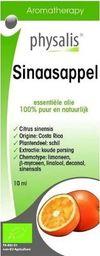 Physalis Olejek eteryczny Sinaasappel (Pomarańcza Chińska) BIO 10 ml