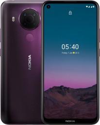 Smartfon Nokia 5.4 64GB Fioletowy