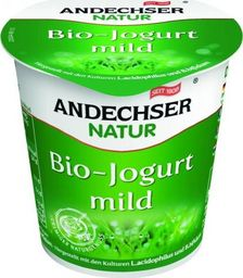 Andechser Jogurt naturalny 3,8% BIO 150 g Andechser Natur