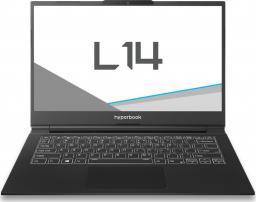 Laptop Hyperbook L14 Ultra (L140MU-i7)