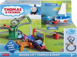Fisher Price Tomek i Przyjaciele zestaw most zwodzony (GWX09)
