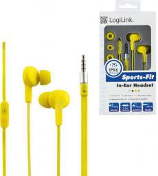 Słuchawki LogiLink HS0043