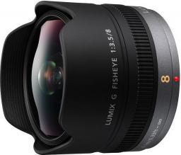 Obiektyw Panasonic 8mm f/3.5 Fisheye (H-F008E)
