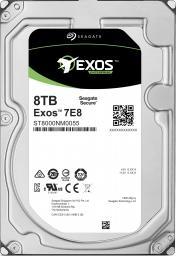 """Dysk serwerowy Seagate Enterprise Capacity 8TB 3.5"""" 7200 SATA III (ST8000NM0055)"""