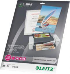 Leitz Folia do Laminowania A3 125mic (7489-00-00)