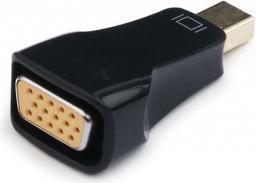 Adapter AV Gembird miniDisplayPort na VGA (A-MDPM-VGAF-01)