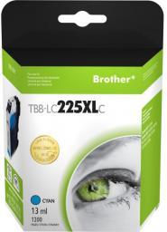 TB tusz LC225XL / TBB-LC225XLC (cyan)