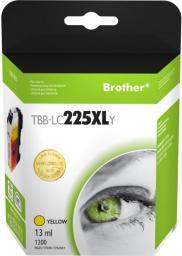 TB tusz LC225XL / TBB-LC225XLY (yellow)