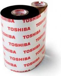 Toshiba Farbband Wachs P  - (BX760084AG2)
