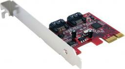 Kontroler StarTech 2x SATA (PEXSAT32)